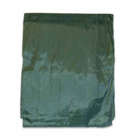 7' Foot Rip Resistant Pool Table Billiard Cover Dark Green